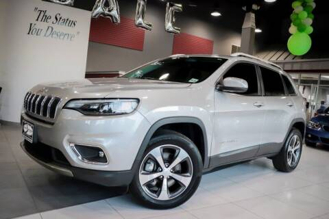 2019 Jeep Cherokee for sale at Quality Auto Center in Springfield NJ