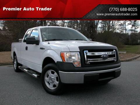 2014 Ford F-150 for sale at Premier Auto Trader in Alpharetta GA