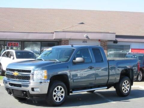 2013 Chevrolet Silverado 2500HD for sale at Lynnway Auto Sales Inc in Lynn MA