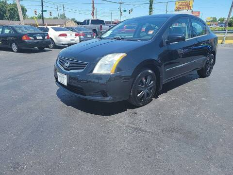 2010 Nissan Sentra for sale at Rucker's Auto Sales Inc. in Nashville TN