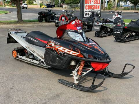 2007 Arctic Cat M1000 for sale at Harper Motorsports in Post Falls ID
