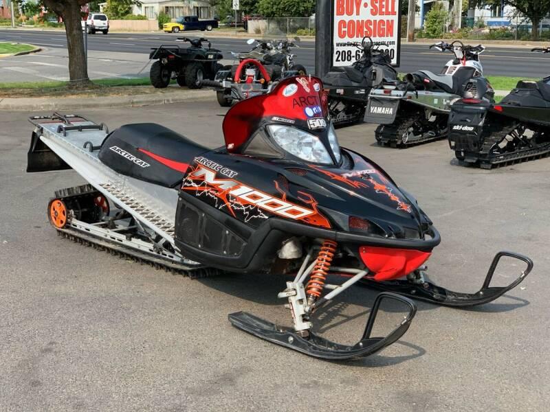 2007 Arctic Cat M1000 for sale at Harper Motorsports in Post Falls ID