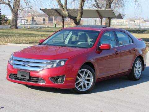 2010 Ford Fusion for sale at Highland Luxury in Highland IN