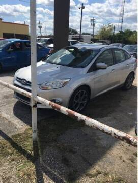 2013 Ford Focus for sale at Jerry Allen Motor Co in Beaumont TX