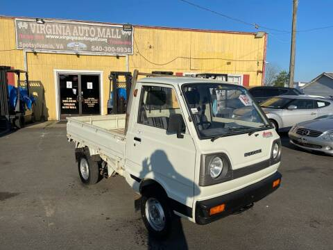1983 Suzuki Carry for sale at Virginia Auto Mall - JDM in Woodford VA