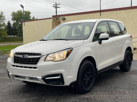 2018 Subaru Forester for sale at North Imports LLC in Burnsville MN