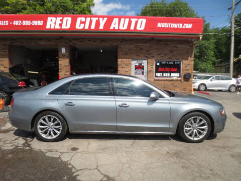 2011 Audi A8 L for sale at Red City  Auto in Omaha NE