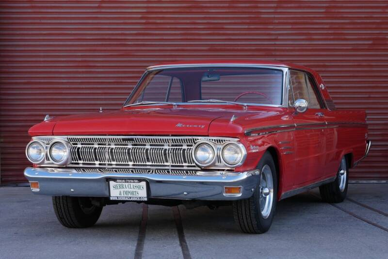 1963 Mercury S33 Meteor for sale at Sierra Classics & Imports in Reno NV