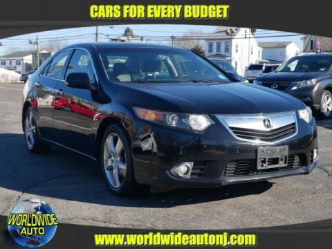 2011 Acura TSX for sale at Worldwide Auto in Hamilton NJ