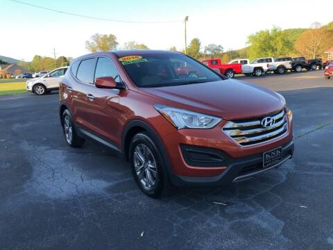 2016 Hyundai Santa Fe Sport for sale at KNK AUTOMOTIVE in Erwin TN