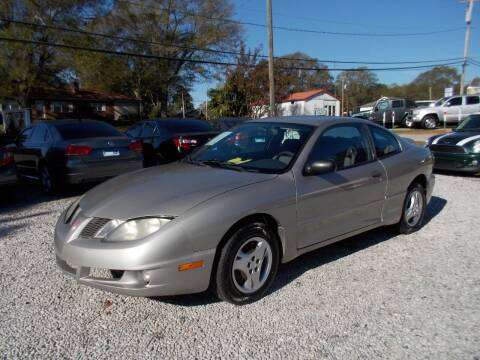2005 Pontiac Sunfire for sale at Carolina Auto Connection & Motorsports in Spartanburg SC