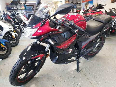 2021 Lifan KPR200 for sale at W V Auto & Powersports Sales in Cross Lanes WV