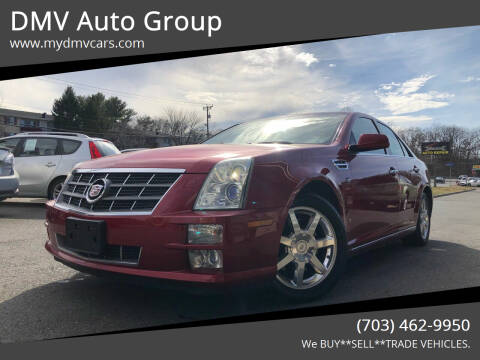 2008 Cadillac STS for sale at DMV Auto Group in Falls Church VA