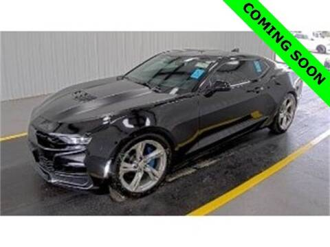 2019 Chevrolet Camaro for sale at LAKESIDE MOTORS, INC. in Sachse TX