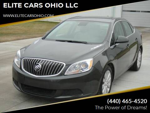 2016 Buick Verano for sale at ELITE CARS OHIO LLC in Solon OH