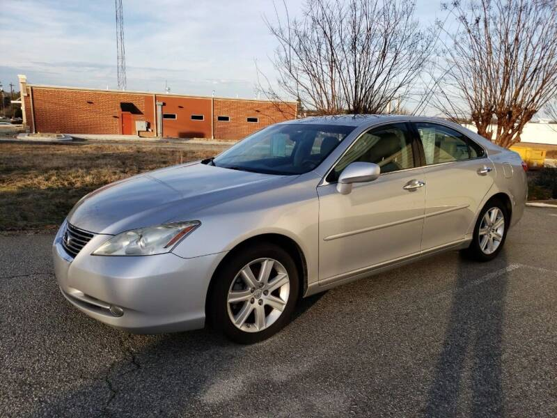 2008 Lexus ES 350 for sale at YOUR WAY AUTO SALES INC in Greensboro NC