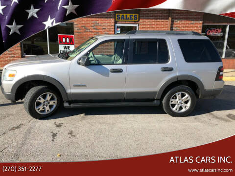 2008 Ford Explorer for sale at Atlas Cars Inc. in Radcliff KY