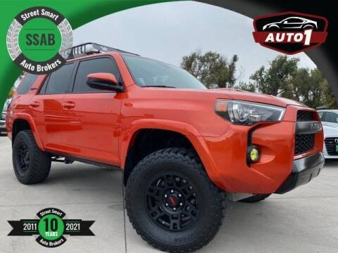 2015 Toyota 4Runner for sale at Street Smart Auto Brokers in Colorado Springs CO