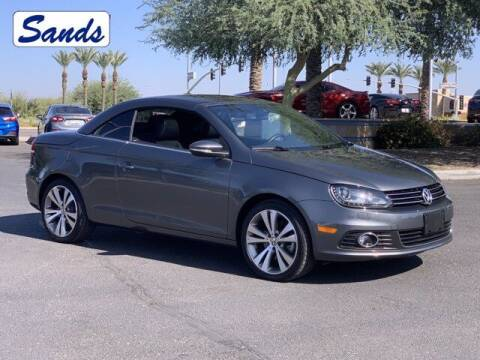 2013 Volkswagen Eos for sale at Sands Chevrolet in Surprise AZ