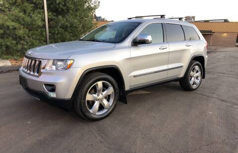 2012 Jeep Grand Cherokee for sale at Branford Auto Center in Branford CT