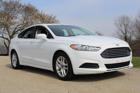 2013 Ford Fusion for sale at Harrison Auto Sales in Irwin PA