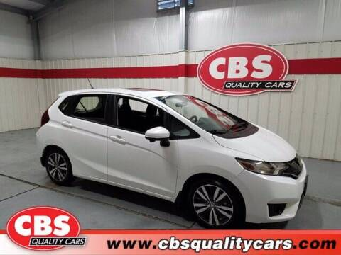 2016 Honda Fit for sale at CBS Quality Cars in Durham NC