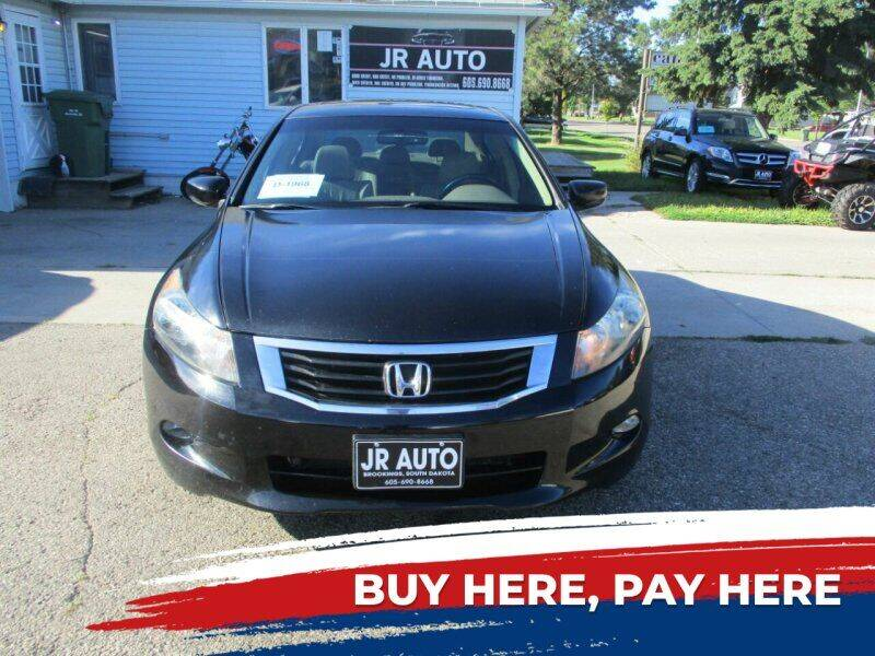 2009 Honda Accord for sale at JR Auto in Brookings SD