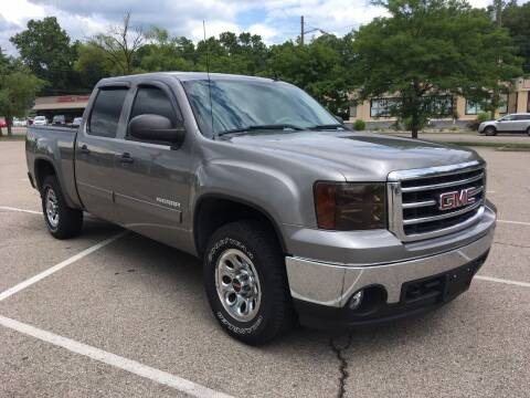 2012 GMC Sierra 1500 for sale at Borderline Auto Sales in Loveland OH