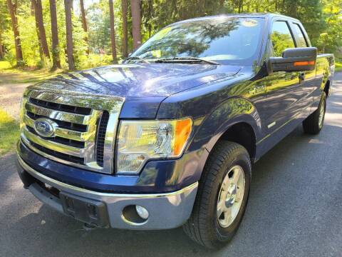 2011 Ford F-150 for sale at Showcase Auto & Truck in Swansea MA