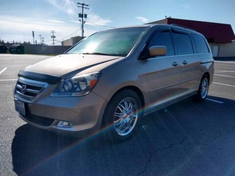 2006 Honda Odyssey for sale at PORTLAND AUTO SALES LLC. in Portland OR