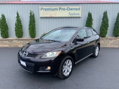 2007 Mazda CX-7 for sale at PREMIUM PRE-OWNED AUTOS in East Peoria IL