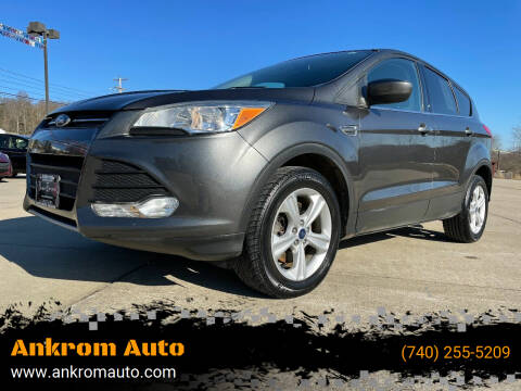 2015 Ford Escape for sale at Ankrom Auto in Cambridge OH