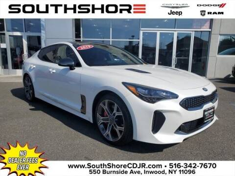 2019 Kia Stinger for sale at South Shore Chrysler Dodge Jeep Ram in Inwood NY
