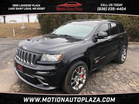 2012 Jeep Grand Cherokee for sale at Motion Auto Plaza in Lakeside MO