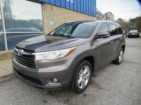 2014 Toyota Highlander for sale at Southern Auto Solutions - 1st Choice Autos in Marietta GA