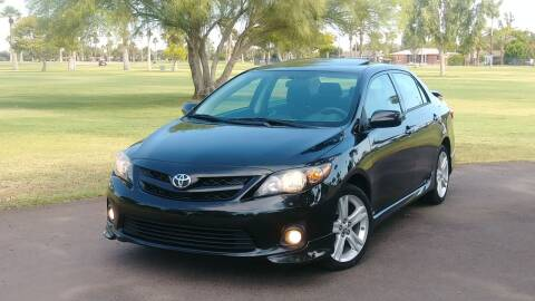2013 Toyota Corolla for sale at CAR MIX MOTOR CO. in Phoenix AZ