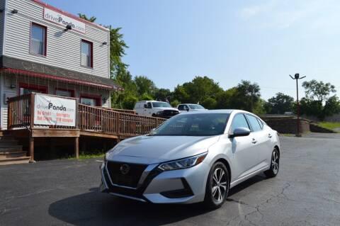 2021 Nissan Sentra for sale at DrivePanda.com Joliet in Joliet IL
