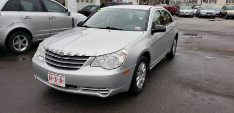 2010 Chrysler Sebring for sale at Union Street Auto in Manchester NH