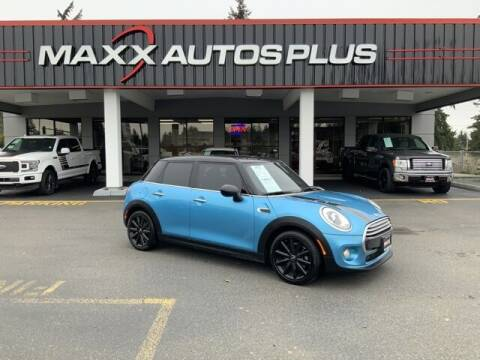 2015 MINI Hardtop 4 Door for sale at Maxx Autos Plus in Puyallup WA