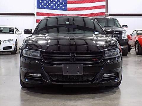 2015 Dodge Charger for sale at Texas Motor Sport in Houston TX