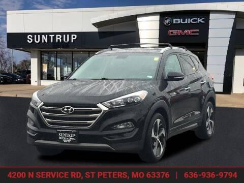 2016 Hyundai Tucson for sale at SUNTRUP BUICK GMC in Saint Peters MO