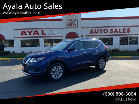 2018 Nissan Rogue for sale at Ayala Auto Sales in Aurora IL