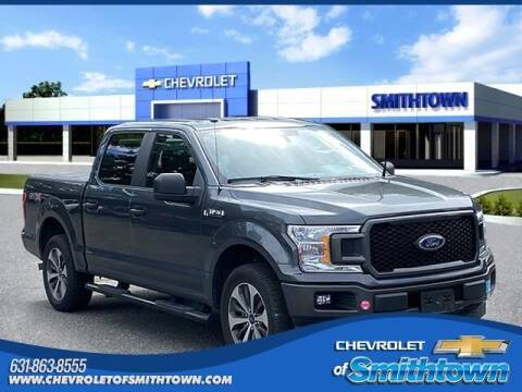 2019 Ford F-150 for sale at CHEVROLET OF SMITHTOWN in Saint James NY