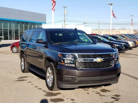 2018 Chevrolet Suburban for sale at Jimmys Car Deals in Livonia MI