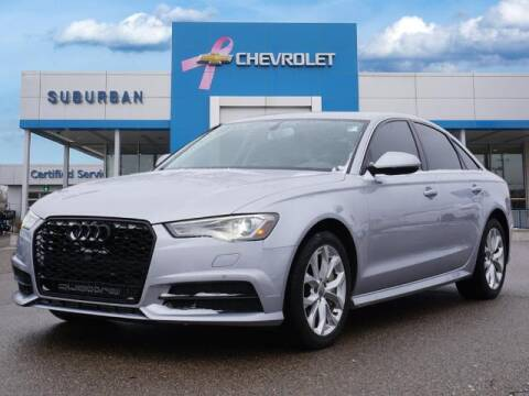 2018 Audi A6 for sale at Suburban Chevrolet of Ann Arbor in Ann Arbor MI