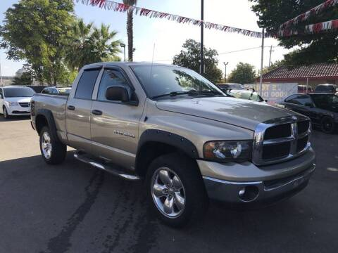 2005 Dodge Ram Pickup 1500 for sale at EXPRESS CREDIT MOTORS in San Jose CA