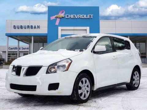 2010 Pontiac Vibe for sale at Suburban Chevrolet of Ann Arbor in Ann Arbor MI