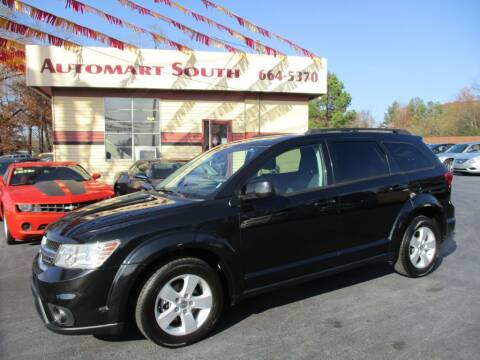 2012 Dodge Journey for sale at Automart South in Alabaster AL