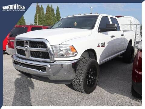 2017 RAM Ram Pickup 2500 for sale at BARTOW FORD CO. in Bartow FL