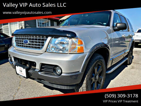 2005 Ford Explorer for sale at Valley VIP Auto Sales LLC in Spokane Valley WA